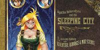 Agatha Heterodyne and the Sleeping City