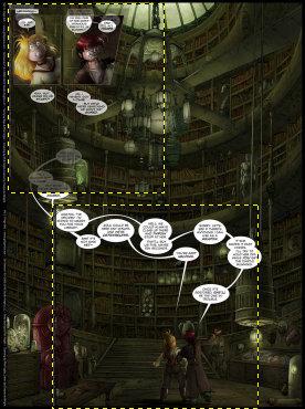 File:Heterodyne Castle library page comparison.jpg