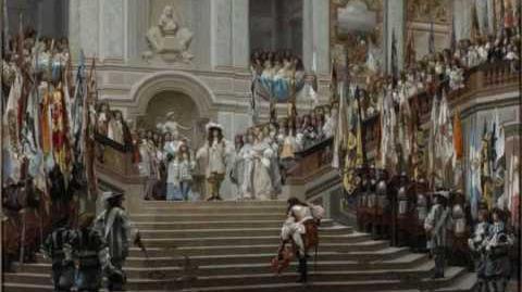 Lully - Fanfare pour le Carrousel Royal