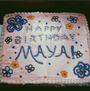 Maya's Cake