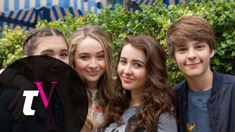 Join 'Girl Meets World''s Rowan and Sabrina at Disney's California Adventure Besties