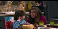Auggie and Topanga/Gallery