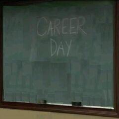 Career Day <br /> (<a href=