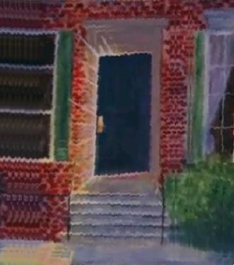 Maya's Door