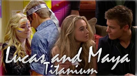 Lucas & Maya ~ Titanium