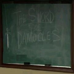 The Sword of Damocles <br /> (<a href=