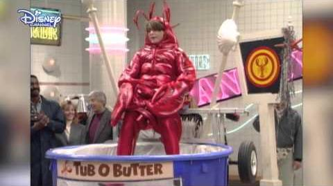 Boy Meets World - Eric The Lobster - Official Disney Channel UK HD