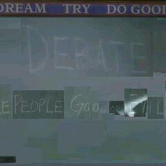 Debate: Are People Good or Evil? (<a href=