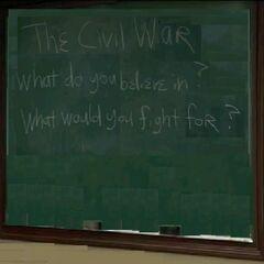 The Civil War <br />  (<a href=