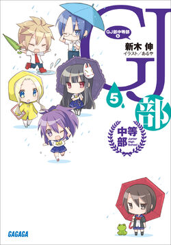 Novel junior 5