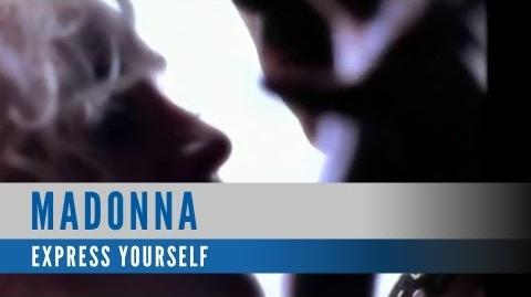 Madonna - Express Yourself (Official Music Video)