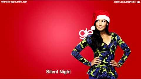 Silent Night (Glee Cast Version) HQ Full Studio