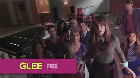 """GLEE Mystery Voice from """"Homecoming"""""""