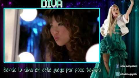 Glee - Diva Traducida Video