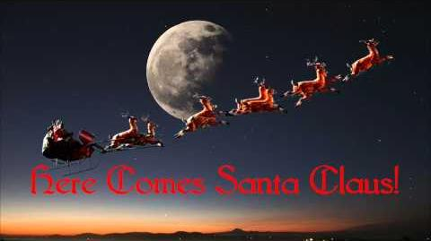 Here Comes Santa Claus ~ Gene Autry