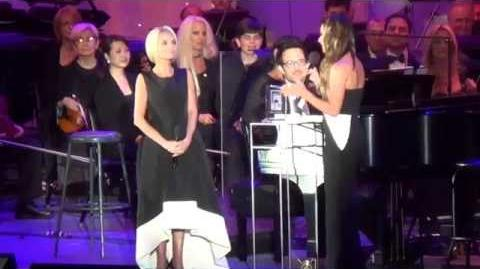 For Good - Kristin Chenoweth & Lea Michele (Glee) at the Hollywood Bowl 6-21-14