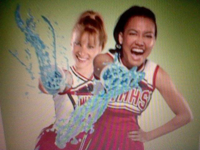 File:Brittana a with slushie!.JPG
