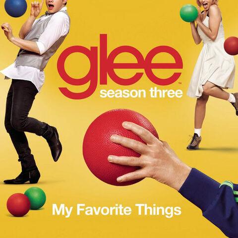 File:Glee Cast - My Favorite Things.jpg