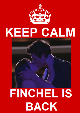 File:Keep calm finchel is back.png