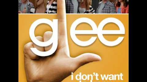 Glee - I Don't Want To Know (Acapella)