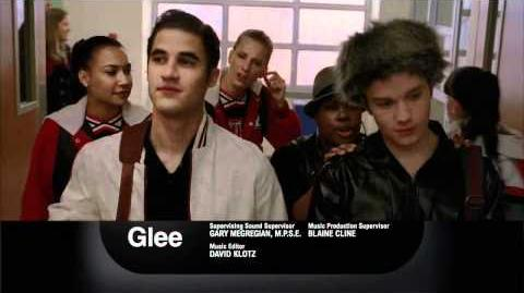 Glee Season 3 Episode 11 Michael Promo