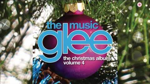 Here Comes Santa Claus - Glee Cast HD FULL STUDIO *THE CHRISTMAS ALBUM VOL