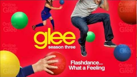 Flashdance (What A Feeling) - Glee