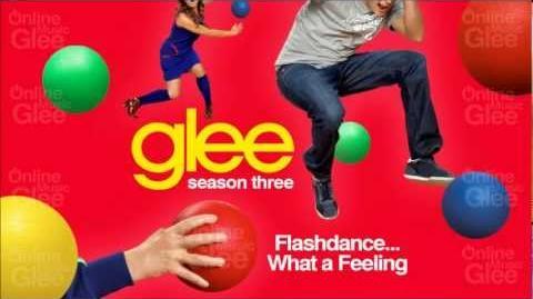 Flashdance (What A Feeling) - Glee