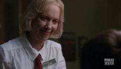 Waitress Sandy