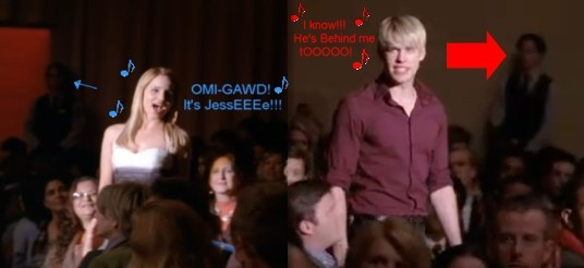 """File:""""Jesse"""" in Sam and Quinns performance.jpg"""