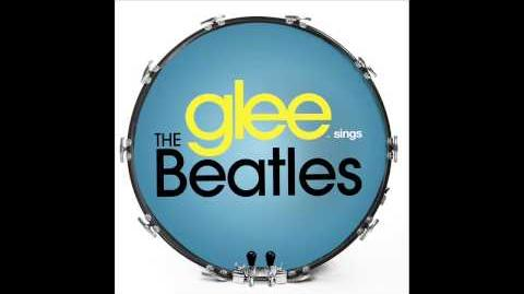 Glee - Sings The Beatles Album Preview Love Love Love Tina in the Sky with Diamonds HD