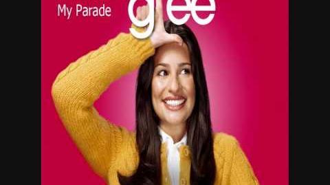 GLee Cast - Don't Rain on My Parade (HQ)