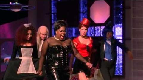 "Glee ""Sweet Transvestite"" (PERFORMANCE)"