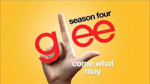 Come What May Glee HD FULL STUDIO