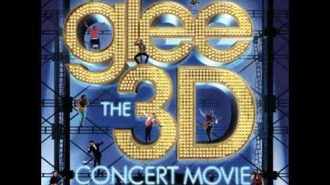 Glee Cast - River Deep,Mountain High (The 3D Concert Movie 2011)