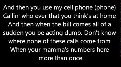 Glee Bills Bills Bills Lyrics Video Good Quality