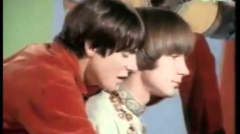 Monkees - Daydream Believer - Music Video From TV - Clear HD