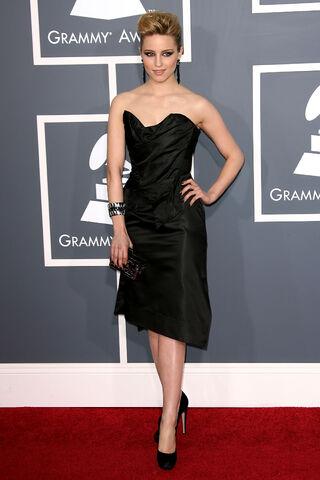 File:Grammy arrivals dianna agron.jpg