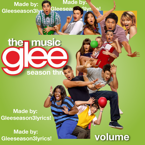 File:Glee 7 Album Fanmade.png