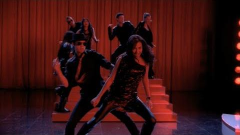 GLEE - Blame It On The Alcohol (Full Performance) HD