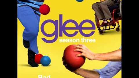 Glee - Bad (Acapella)