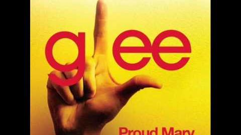 Glee - Proud Mary (Acapella)
