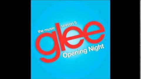 Glee - NYC (DOWNLOAD MP3 LYRICS)