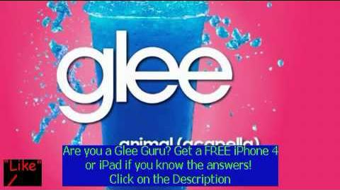 Animal (Acapella) - Glee Cast NEW MUST SEE