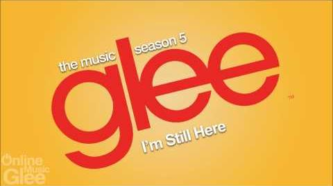 Glee - I'm Still Here FULL HD STUDIO