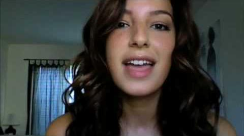 Vanessa Lengies for World Vegan Day 2008