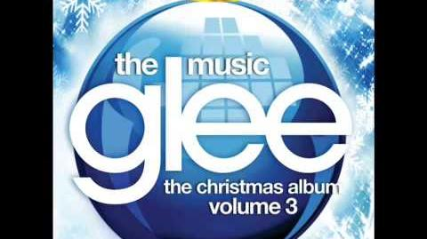Glee - I'll Be Home For Christmas (HQ)