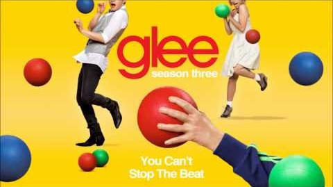 You Can't Stop The Beat - Glee HD Full Studio Sub eng