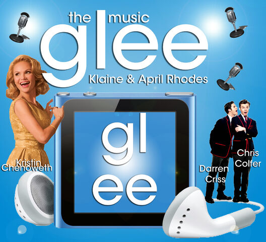 File:Glee - The Music - Klaine & April Rhodess.jpg