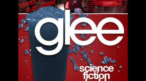 Glee - Science Fiction Double Feature (Acapella)